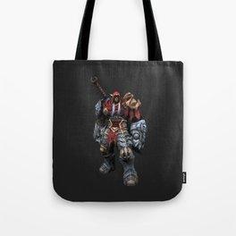Darksiders War Tote Bag