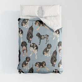 Bluetick Coonhounds Comforters