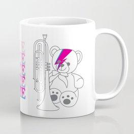 Bix Bowie the Mug Coffee Mug