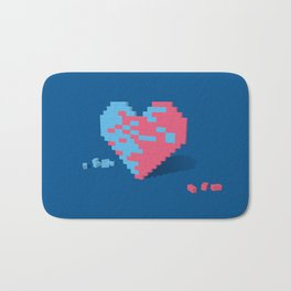 Love Wall Bath Mat