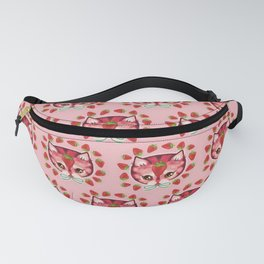 Strawberry Fanny Pack