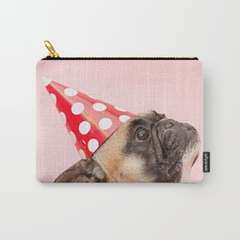 Pug Birthday Party! Carry-All Pouch
