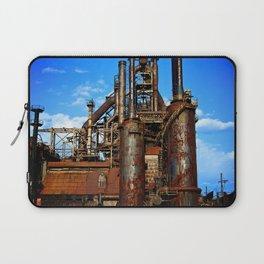 Bethlehem Steel Blast Furnace 1 Laptop Sleeve