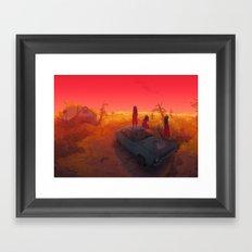 1996 Framed Art Print