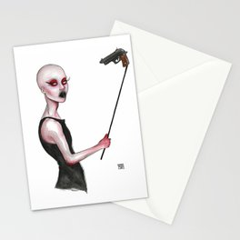 Kill Your Selfie Stationery Cards