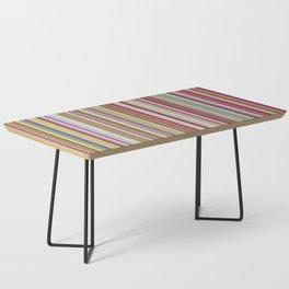 Stripes & stripes Coffee Table