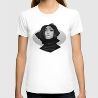 asian T-shirts featuring Asian by Max Grecke