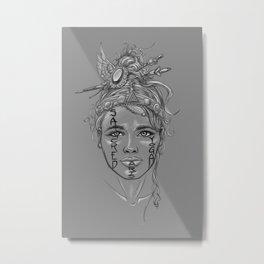 The Sacred Arts Metal Print