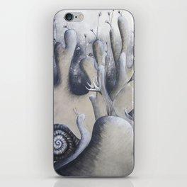 Snail City iPhone Skin