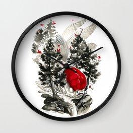 Oranda Wall Clock
