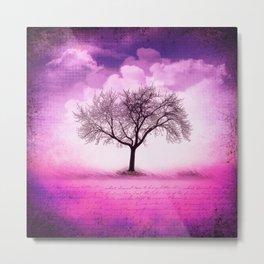 art tree Metal Print