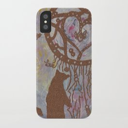 An 80's story iPhone Case