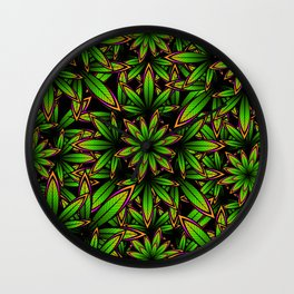 Grow Some Weed Wall Clock