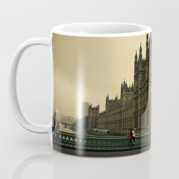 London Fog Coffee Mug