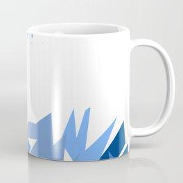 Fractal Destruction Coffee Mug