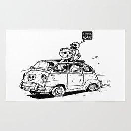 Adventures of Crashy D. Rug