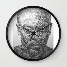 Forgot About Dre Wall Clock
