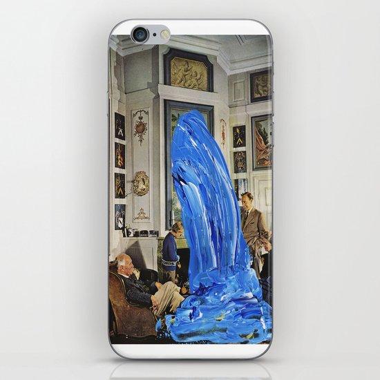 wavve iPhone & iPod Skin