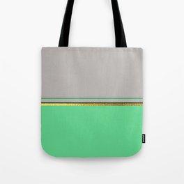 Minimalist Spring III Tote Bag