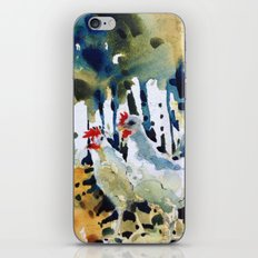 les cousines iPhone & iPod Skin