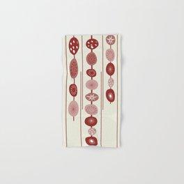 Mid-Century Modern Art 2.3 Hand & Bath Towel