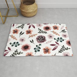 Handpicked by Jess Floral Rug