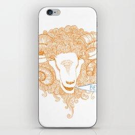 Beh! iPhone Skin