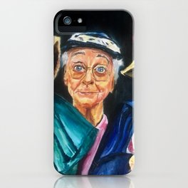 Matrons of the Arts iPhone Case