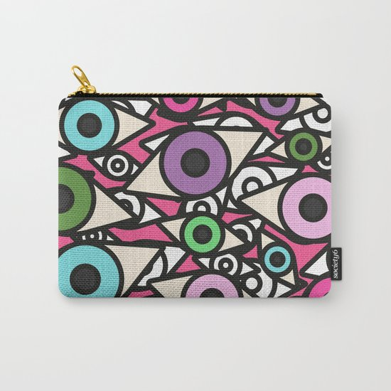 I´m Watching You Carry-All Pouch