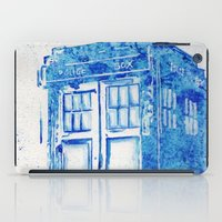 tardis iPad Cases featuring TARDIS by Redeemed Ink by - Kagan Masters