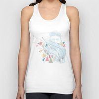 native Tank Tops featuring Native by bri musser