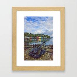 Tobermory 2 Isle of Mull Framed Art Print