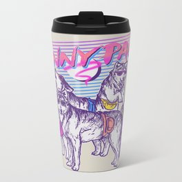 Fanny Pack Metal Travel Mug
