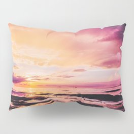Maldivian sunset 4 Pillow Sham