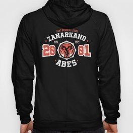 Zanarkand Abes Blitzball Athletic Shirt Distressed Hoody