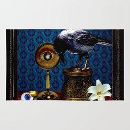 The Curiosity Shop Raven Rug