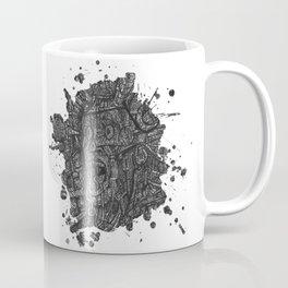 I'm Freaking Out Man!  Splat Version Coffee Mug