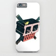 Brick Crossbones and a Bird Slim Case iPhone 6s