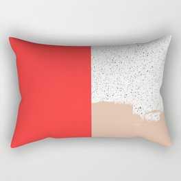 Mid Sun Rectangular Pillow