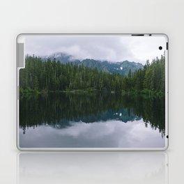 Mildred Lake Pano Laptop & iPad Skin