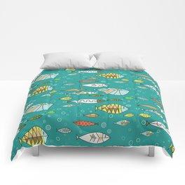 Back To School Comforters