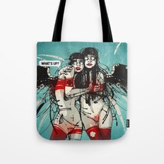 Nymph II: Exclusive Tote Bag