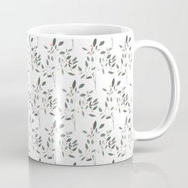 Cute floral pattern Coffee Mug