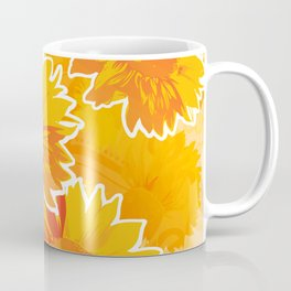 Sunflower Jubilee Coffee Mug