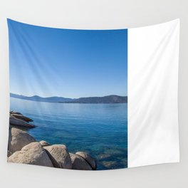 Tahoe Blue Wall Tapestry