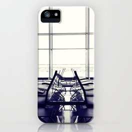 THE WAITING iPhone Case
