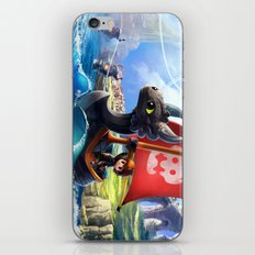 The Dragon Waker iPhone & iPod Skin
