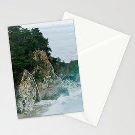 Julia Pfeiffer Burns Waterfall Stationery Cards