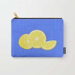 slice of lemon Carry-All Pouch