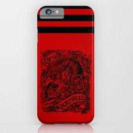 Gruss Vom Krampus iPhone Case